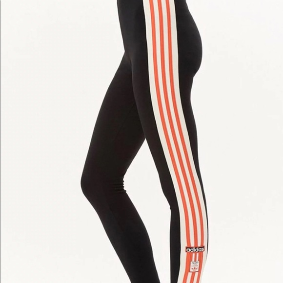 570188ab7f345a adidas Pants | Adibreak Black Womens Leggings Nwt | Poshmark